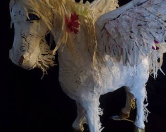 Peggy the Winged Horse