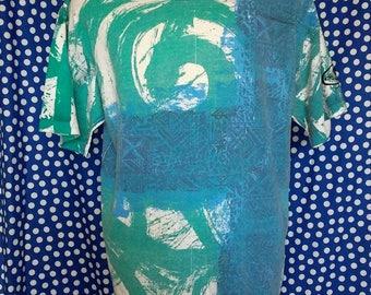 1980's-1990's Gotcha t-shirt, XL