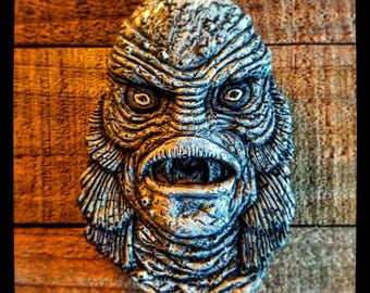 Creature From The Black Lagoon Magnet