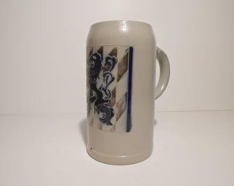 Reinhold Merkelbach Tall German Beer Stein