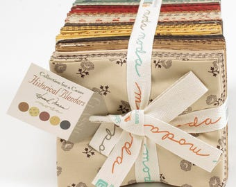 Collections for a Cause, Historical Blenders by Howard Marcus - Fat Quarter Bundle of 40