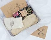 The Espadrilles Kit : Floral Starter Kit (Floral Collection)