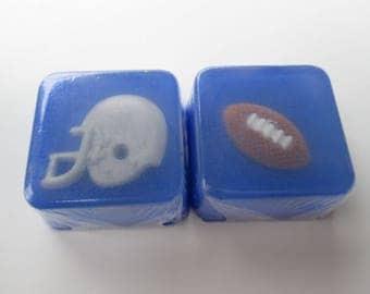 Football Soap Favors, custom team colors, pro-football