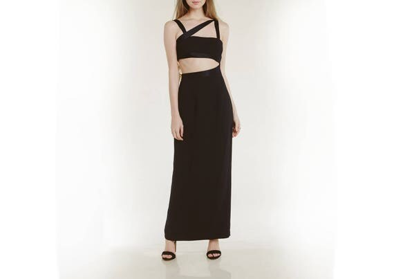 90s cut out dress