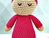 Crochet Sleepy Doll (Made to Order)