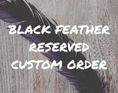 Custom Reserved Listing - Wolf and Turquoise Macrame Bracelet