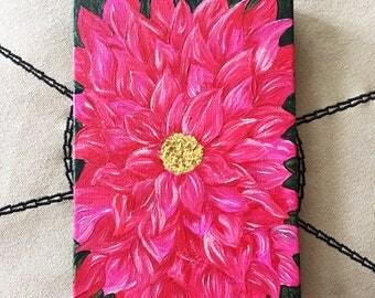 Chrysanthemum (Original Acrylic)