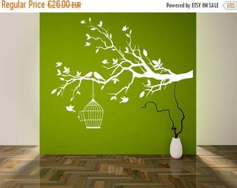 Leaves Wall Decal Etsy - Locations where sell wall decals
