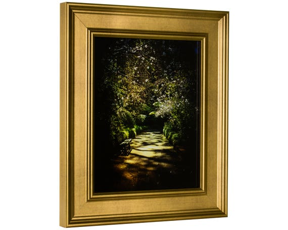22 By 28 Frame: Craig Frames, 22x28 Inch Distressed Gold Picture Frame