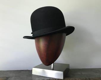 Vintage Derby Bowler Hat 7