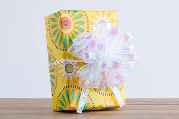 Gift Wrapping Service Add on - Yellow Sunflowers Gift Wrapping