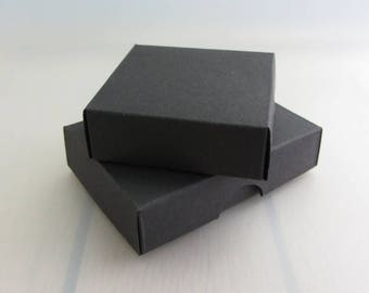Black Gift Box Add On, Jewellery Gift Box, Necklace Gift Box, Bangle Gift Box, Keychain Bagcharm Gift Box, Packaging Upgrade, Recycled Paper