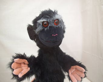 Sid the Spider Monkey - Glove Puppet