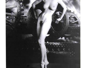 Gunter Blum-Grazia-1994 Poster