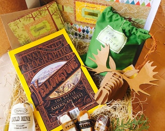 Adventurous {Summer} Box {moose + caramel}