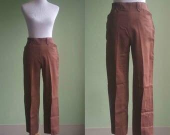 """1950s 60s H BAR C Ranchwear Pants - Sanforized - 28"""" Waist"""