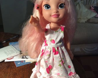 reconditioned Disney toddler Doll