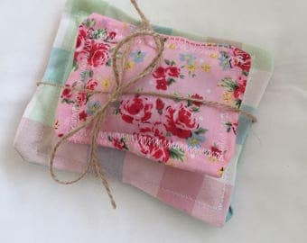 Set of Lavender Sachets, Drawer Scenters, Lavender Pillows