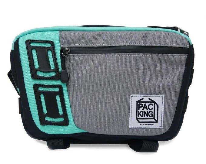 PacKing Cross-body Camera bag / Gray