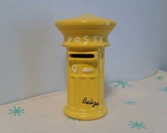 Belize Post Ceramic Savings Bank