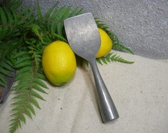Aluminum Shortening Or Ice Cream Spoon Scoop Mid Century
