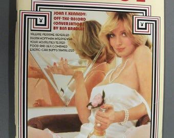 Playboy Magazine  April 1975  ,  Vargas Girl