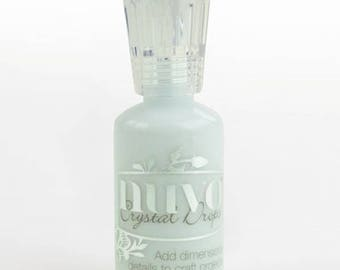 Nuvo Crystal Drops 30ml ~ Duck Egg Blue ~ Scrapbooking Card Making Craft