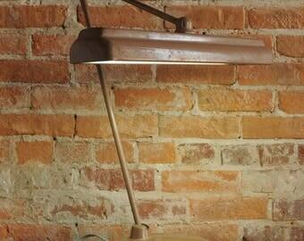 Mid Century Swivel Articulating Lamp
