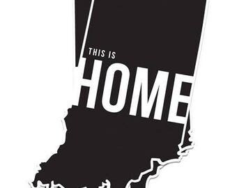 This is Home Sticker
