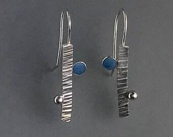Opal Dew Drop Earrings