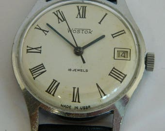 USSR Russian watch Wostok Vostok #282