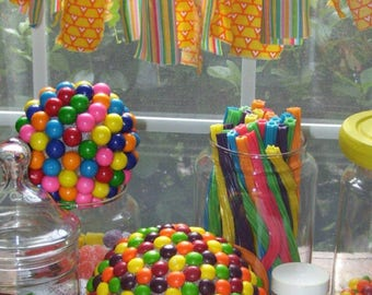 Large GUMBALL Party Decor