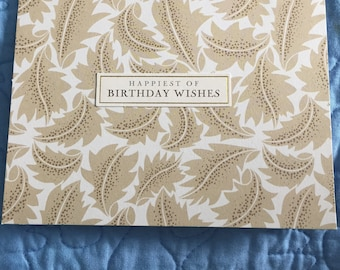 Happiest Of Birthday Wishes card