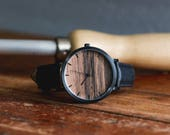 Wooden Watches Groomsmen Gift | Men's Gift | Groomsmen Gift Ideas | Personalized Wedding Gifts | Best Man Gift