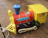 1964 Vintage Fisher Price Toot Toot Train