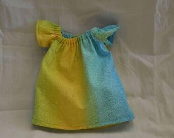 15 inch Handmade Doll Dress