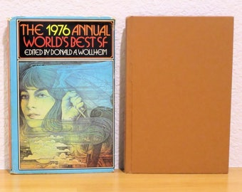 The 1976 Annual WORLD'S BEST SF Book Club Edition