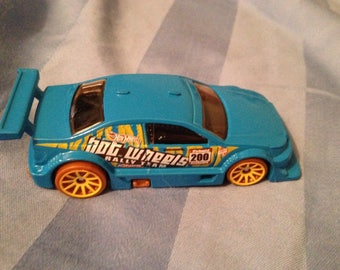 Hot Wheels Rally Team 200    (box 2)