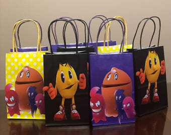 Pac-Man and the Ghostly Adventures Party Bags