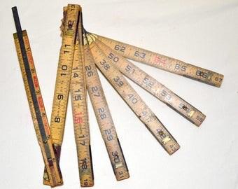 Lufkin Folding Ruler, Lufkin Ruler