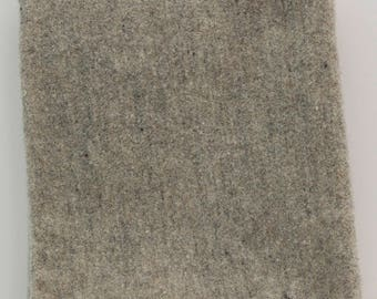 Tombstone  Fat Quarter Yard, Felted Wool Fabric for Rug Hooking, Wool Applique & Crafts