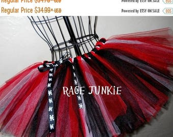 Christmas in July Sale Pirate Inspired. Halloween Costume.Cosplay. Hook. Sculls and Crossbone. Pirate Running Tutu