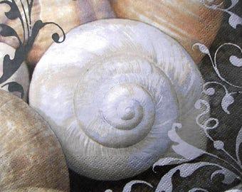 "Towel ""Box of snails"""