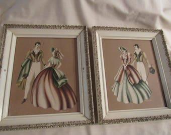 Vintage Turner Signed Prints