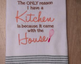 Tea Towel Kitchen