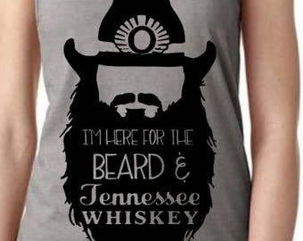 I'm just here for the beard and whiskey Chris Stapleton