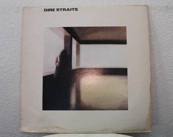"Dire Straits - ""Dire Straits"" vinyl record"