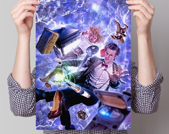 Doctor Who - The Eleventh Doctor Vortex