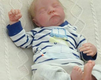 Reborn Baby Boy Levi 1st edition