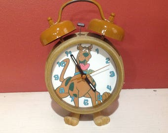 Scooby Doo Alarm Clock